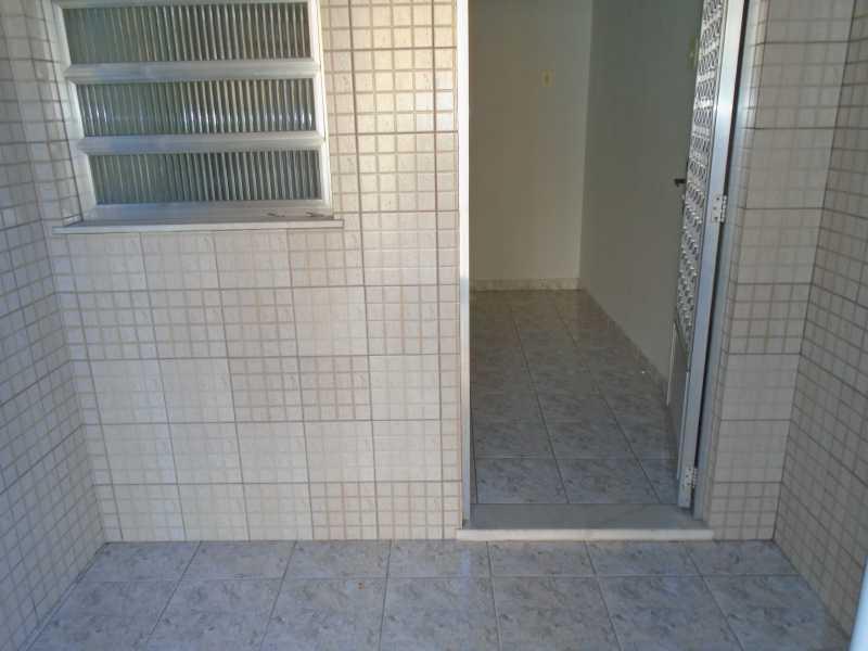 Área de serviço - Camarão - Rua Gonçalo Gouveia, 08 casa 02 - R$ 600,00 - CECA10035 - 12