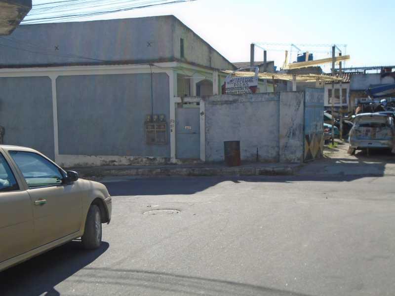 Rua Gonçalo Gouveia - Camarão - Rua Gonçalo Gouveia, 08 casa 02 - R$ 600,00 - CECA10035 - 14