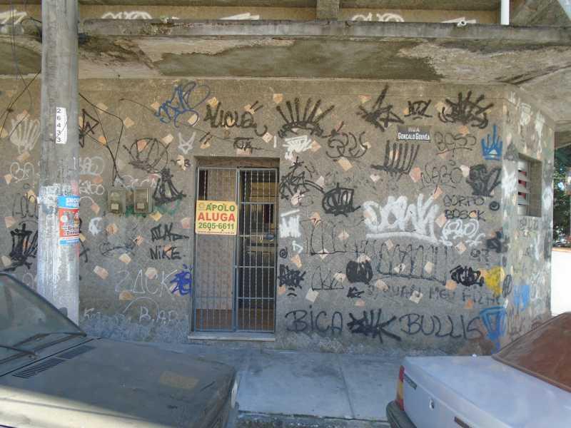 Fachada - Camarão - Rua Gonçalo Gouveia, 08 casa 02 - R$ 600,00 - CECA10035 - 1