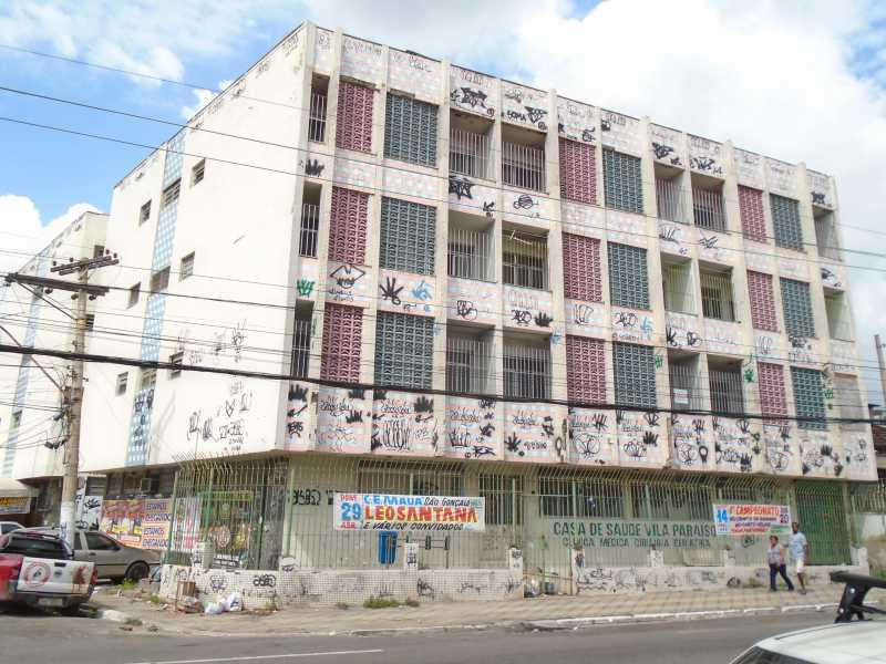 Fachada - Porto da Madama - Rua Felício Palmier, 80 - R$15.000,00 - CEPR00001 - 1