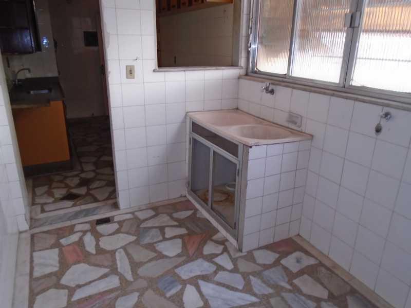 DSC02684 - Rocha - Rua Lorenço de Azevedo n 363 apt 302 - R 1.100,00 - CEAP20034 - 18