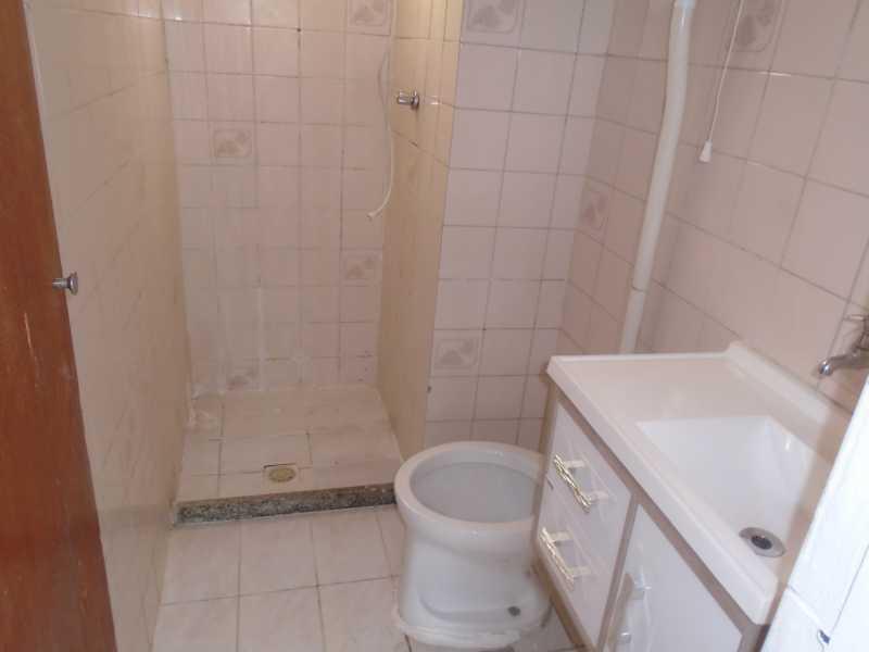 Banheiro - Mutondo - Rua Prof. Adélia Martins, 189 apt 204 - R 700,00 - CEAP20042 - 11