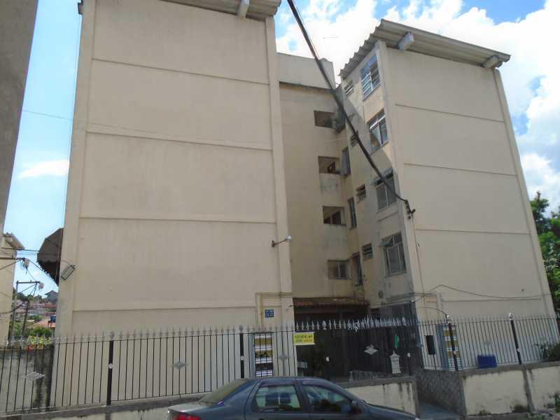 Fachada - Mutondo - Rua Prof. Adélia Martins, 189 apt 204 - R 700,00 - CEAP20042 - 1