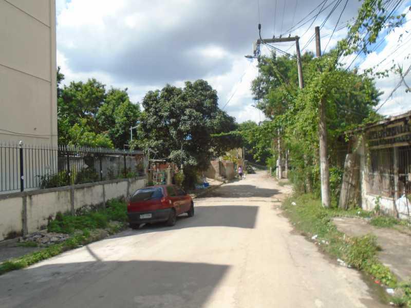 Rua Prof. Adélia Martins - Mutondo - Rua Prof. Adélia Martins, 189 apt 204 - R 700,00 - CEAP20042 - 17
