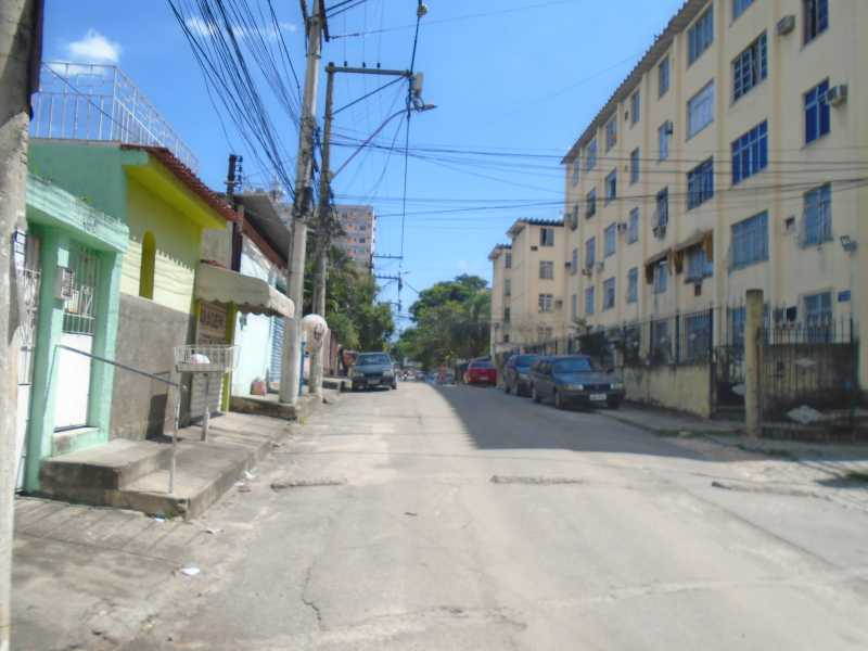 Rua Prof. Adélia Martins - Mutondo - Rua Prof. Adélia Martins, 189 apt 204 - R 700,00 - CEAP20042 - 18