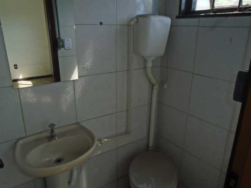 Banheiro - Estrela do Norte - Rua Nilo Peçanha, 495 sala 101 - R 600,00 - CESL00013 - 6
