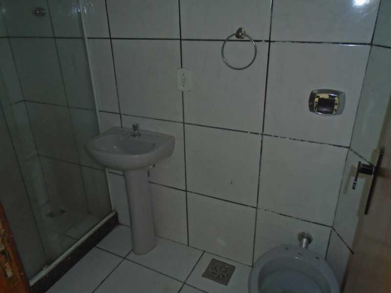 Banheiro - Estrela do Norte - Rua Nilo Peçanha, 495 ap 104 - R 900,00 - CESO20001 - 11