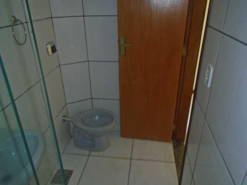 Banheiro - Estrela do Norte - Rua Nilo Peçanha, 495 ap 104 - R 900,00 - CESO20001 - 12