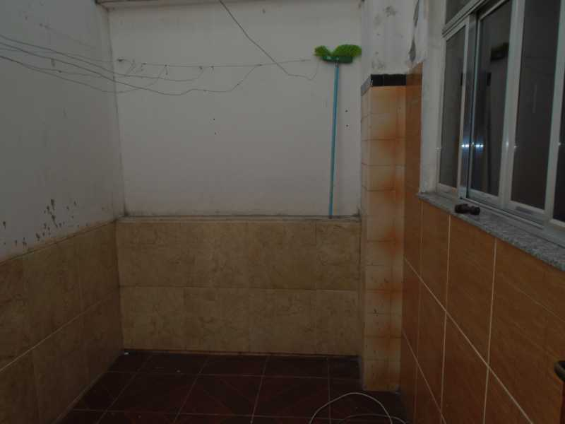 Varanda - Estrela do Norte - Rua Nilo Peçanha, 495 ap 104 - R 900,00 - CESO20001 - 17