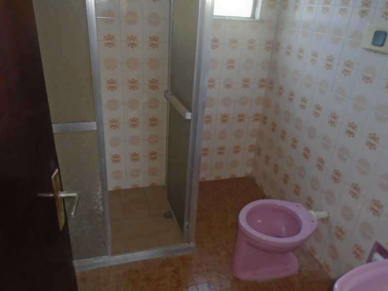 Banheiro - Lindo Parque - Rio Madeira, 127 Sobrado - R 550,00 - CECA10045 - 9