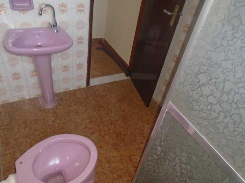 Banheiro - Lindo Parque - Rio Madeira, 127 Sobrado - R 550,00 - CECA10045 - 10
