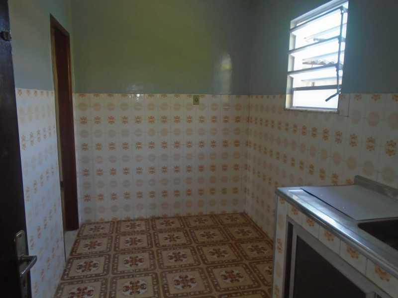 Cozinha - Lindo Parque - Rio Madeira, 127 Sobrado - R 550,00 - CECA10045 - 12