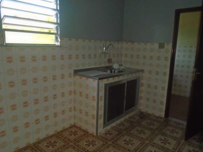 Cozinha - Lindo Parque - Rio Madeira, 127 Sobrado - R 550,00 - CECA10045 - 13