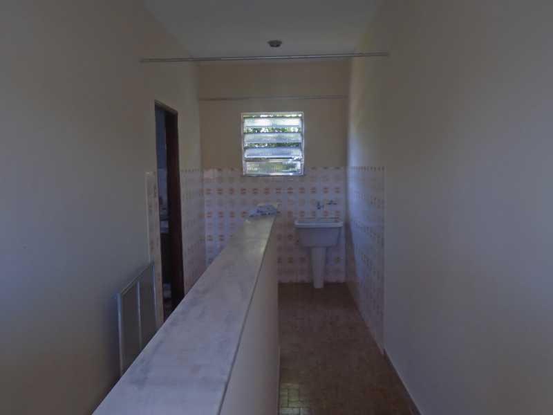 Área de serviço - Lindo Parque - Rio Madeira, 127 Sobrado - R 550,00 - CECA10045 - 14