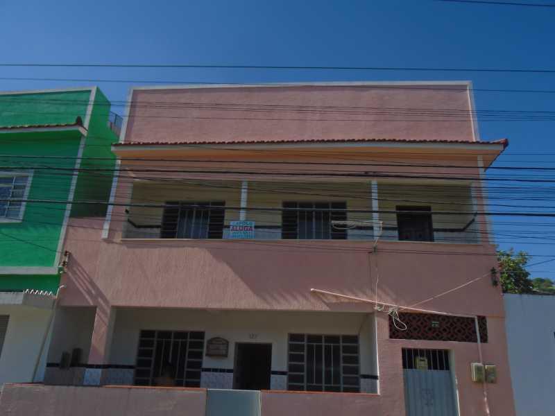 Fachada  - Lindo Parque - Rio Madeira, 127 Sobrado - R 550,00 - CECA10045 - 1