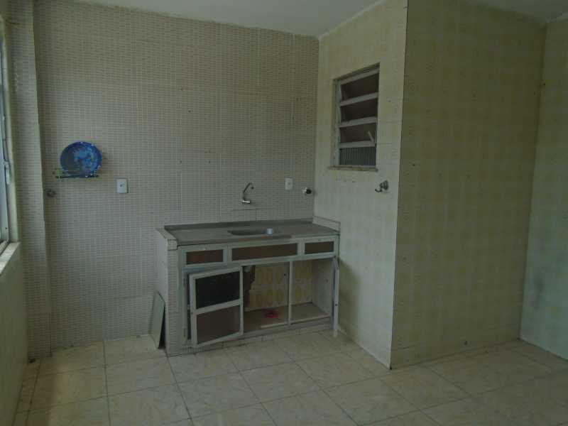 Cozinha - Santa Catarina - Rua Dr. Getúlio Vargas, 1593 apt 301 R 900,00 - CEAP20047 - 14