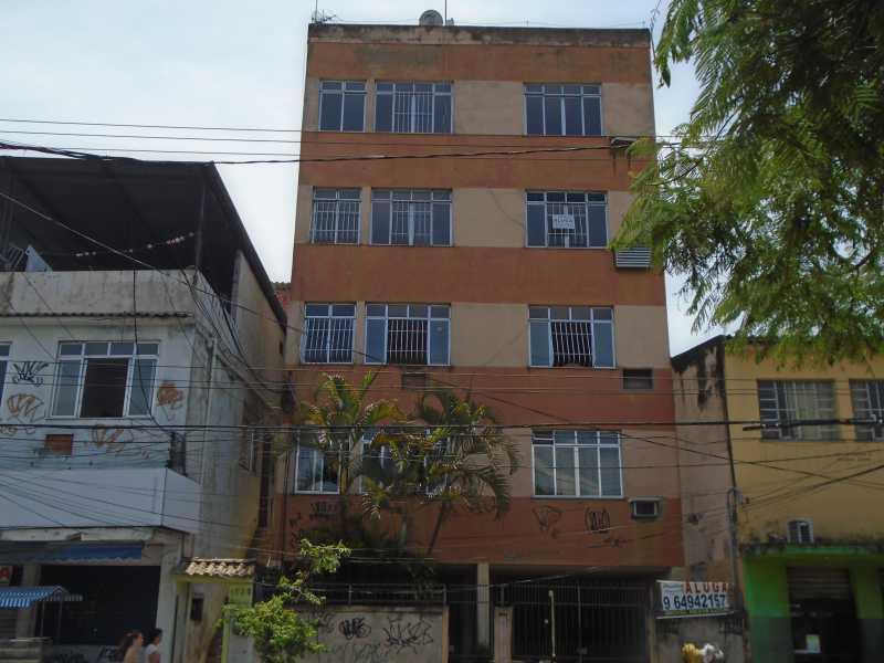 Fachada - Santa Catarina - Rua Dr. Getúlio Vargas, 1593 apt 301 R 900,00 - CEAP20047 - 1