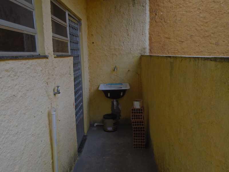 Área de serviço - Galo Branco - Rua Alexandrino Cunha, 149 casa 04 - R 650,00 - CECV20003 - 15