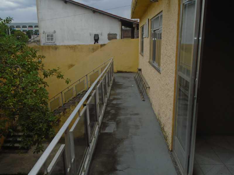 Varanda - Galo Branco - Rua Alexandrino Cunha, 149 casa 04 - R 650,00 - CECV20003 - 16