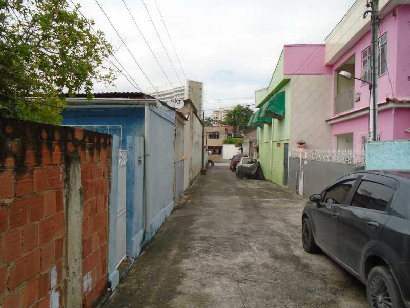 Rua Orlando Rangel - Estrela do Norte - Rua Orlando Rangel, 367 casa 03 - R 500,00 - CECA10022 - 22