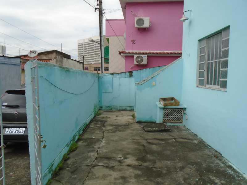 Acesso ao imóvel - Estrela do Norte - Rua Orlando Rangel, 367 casa 03 - R 500,00 - CECA10022 - 4