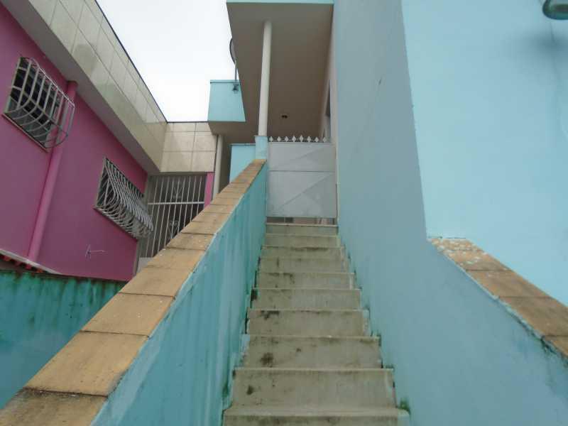 Acesso ao imóvel - Estrela do Norte - Rua Orlando Rangel, 367 casa 03 - R 500,00 - CECA10022 - 6