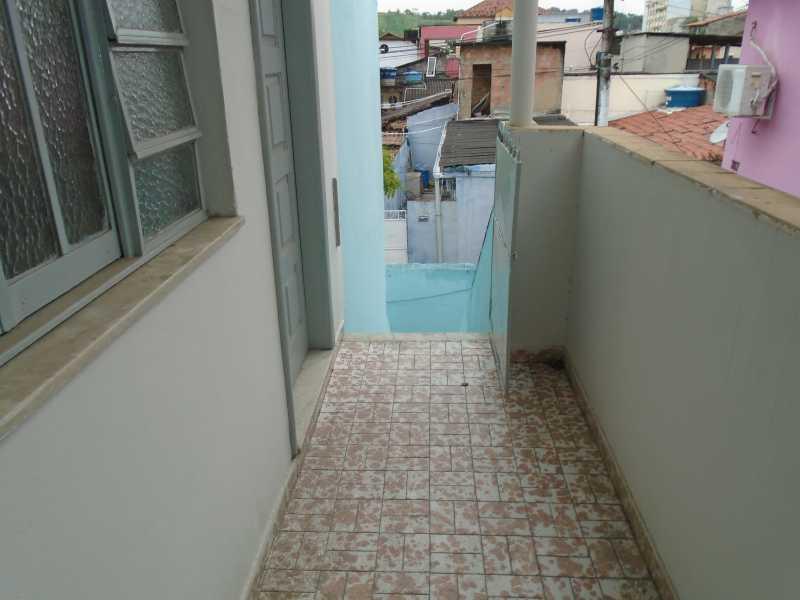 Entrada - Estrela do Norte - Rua Orlando Rangel, 367 casa 03 - R 500,00 - CECA10022 - 9