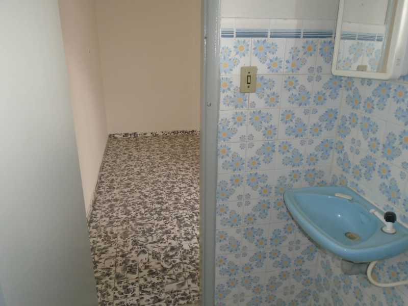 Banheiro - Estrela do Norte - Rua Orlando Rangel, 367 casa 03 - R 500,00 - CECA10022 - 18