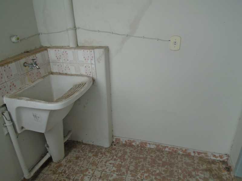 Área de serviço - Estrela do Norte - Rua Orlando Rangel, 367 casa 03 - R 500,00 - CECA10022 - 20