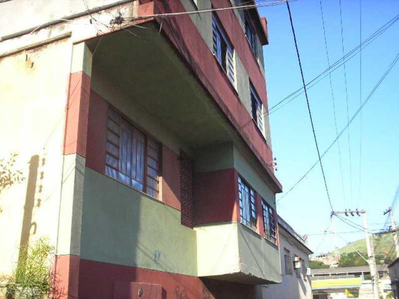 Fachada - Santa Catarina - Travessa Artur de Souza Nunes, 20 - Apt. 403 - R$ 730,00 - CEAP10001 - 1