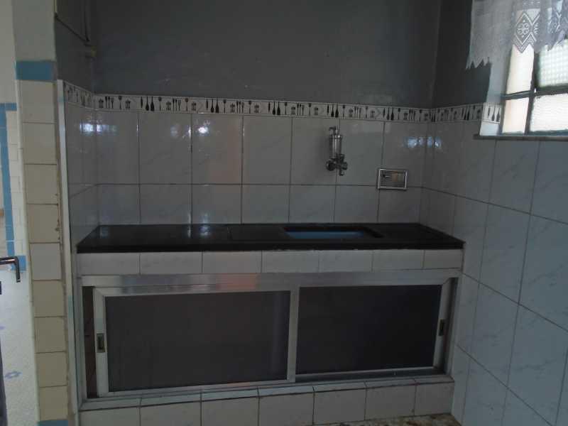 COZINHA - FOTO 01 - PORTO VELHO - RUA LENOR, 273 CASA 01 R 900,00 - CECA20055 - 16