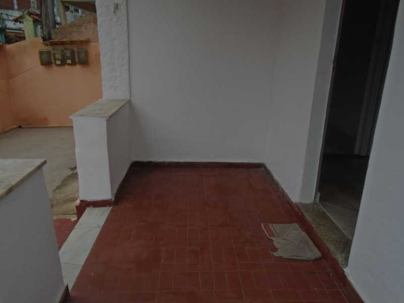 VARANDA - PORTO VELHO - RUA LENOR, 273 CASA 01 R 900,00 - CECA20055 - 7