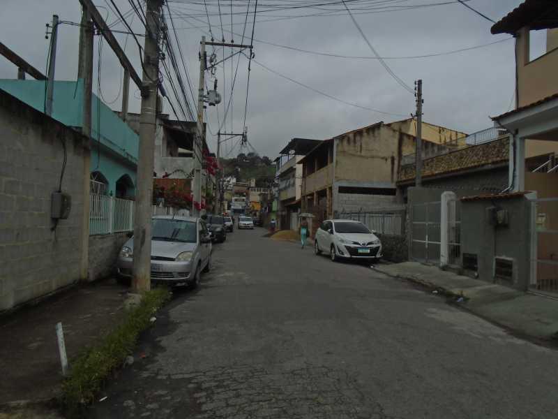 RUA DE ACESSO - FOTO 02 - PORTO VELHO - RUA LENOR, 273 CASA 01 R 900,00 - CECA20055 - 4