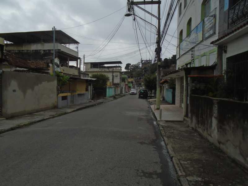 RUA DE ACESSO - FOTO 01 - PORTO VELHO - RUA LENOR, 273 CASA 01 R 900,00 - CECA20055 - 3