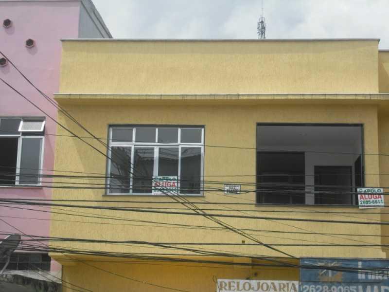 Fachada - Barro Vermelho - Rua Dr. Pio Borges, 3136 Apt 202 - R$ 800,00 - CECA10025 - 1