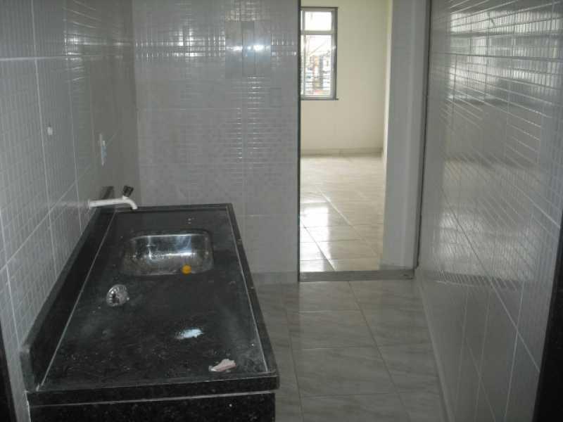 Cozinha - Barro Vermelho - Rua Dr. Pio Borges, 3136 Apt 202 - R$ 800,00 - CECA10025 - 12