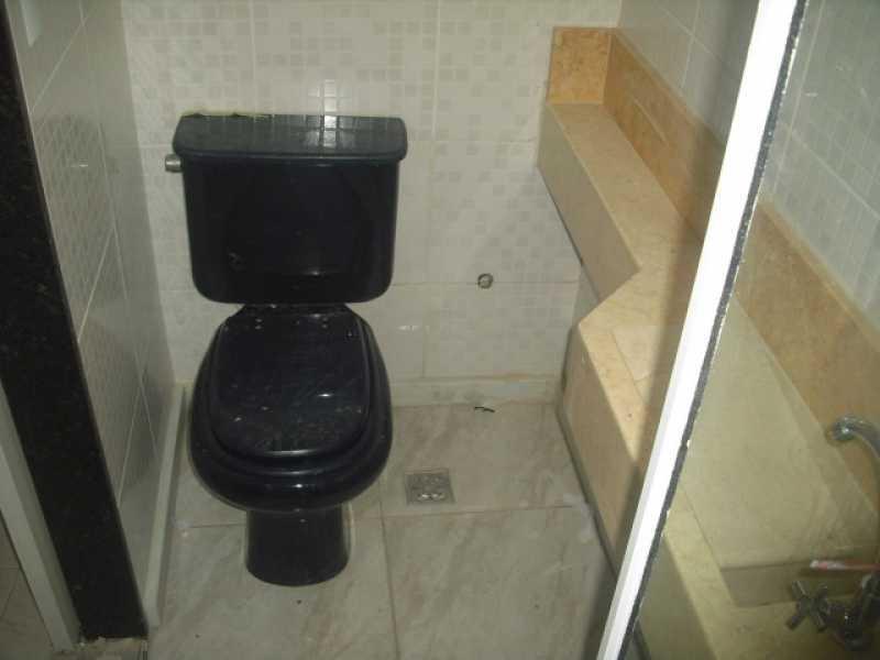 Banheiro - Barro Vermelho - Rua Dr. Pio Borges, 3136 Apt 202 - R$ 800,00 - CECA10025 - 11
