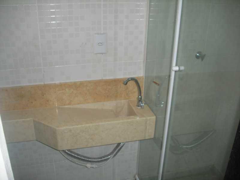 Banheiro - Barro Vermelho - Rua Dr. Pio Borges, 3136 Apt 202 - R$ 800,00 - CECA10025 - 10