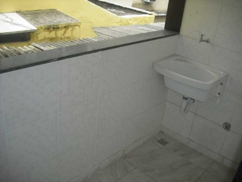 Área de serviço - Barro Vermelho - Rua Dr. Pio Borges, 3136 Apt 202 - R$ 800,00 - CECA10025 - 14