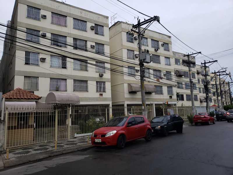 FACHADA - PARADA 40 - RUA EDUARDO ORNELAS, 121 APT 408 BL 02 R 750,00 - CEAP20067 - 1