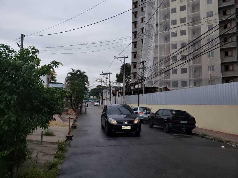RUA DE ACESSO - FOTO 02 - PARADA 40 - RUA EDUARDO ORNELAS, 121 APT 408 BL 02 R 750,00 - CEAP20067 - 4
