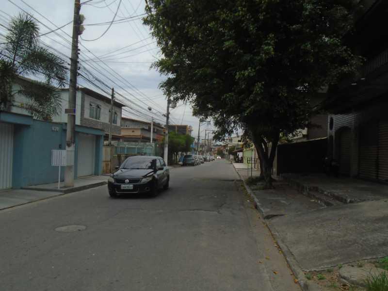 RUA DE ACESSO - FOTO 01 - SANTA CATARINA - TRAVESSA ZULMIRA, 644 TÉRREO R 1.000,00 - CECA20008 - 3
