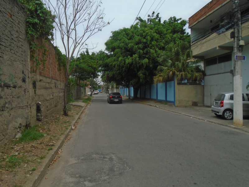 RUA DE ACESSO - FOTO 02 - SANTA CATARINA - TRAVESSA ZULMIRA, 644 TÉRREO R 1.000,00 - CECA20008 - 4