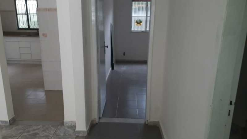 CORREDOR - FOTO 01 - SANTA CATARINA - TRAVESSA ZULMIRA, 644 TÉRREO R 1.000,00 - CECA20008 - 14
