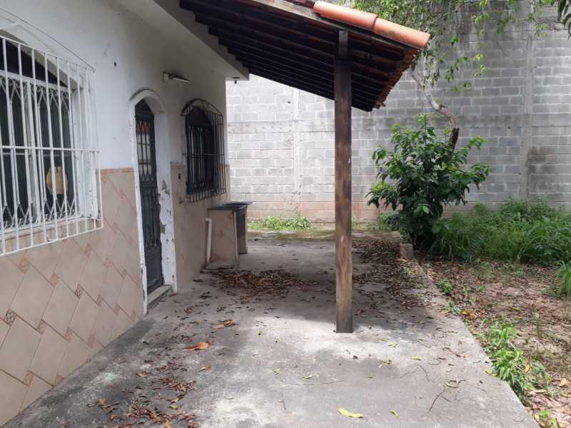 VARANDA - FOTO 01 - SANTA CATARINA - TRAVESSA ZULMIRA, 644 TÉRREO R 1.000,00 - CECA20008 - 22