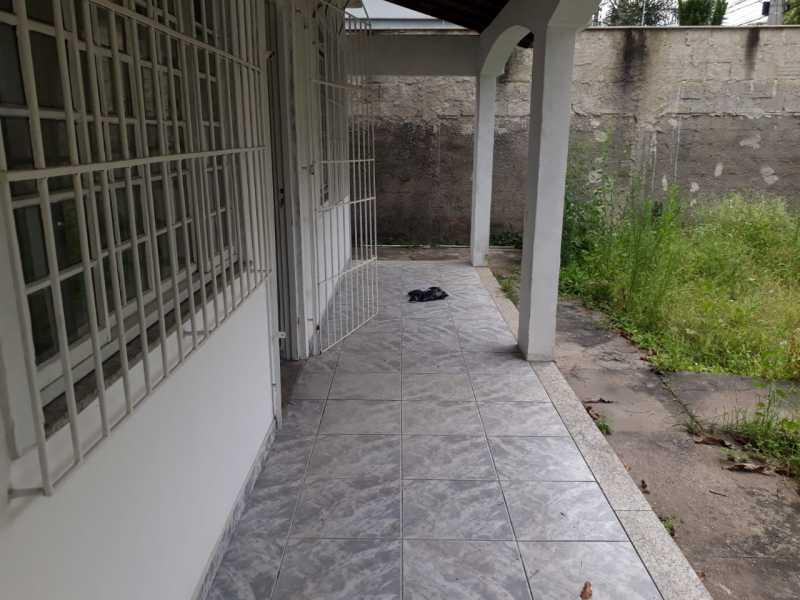 VARANDA - FOTO 02 - SANTA CATARINA - TRAVESSA ZULMIRA, 644 TÉRREO R 1.000,00 - CECA20008 - 23