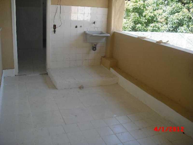 Área de serviço - Zé Garoto - Rua Magistrado Francisco de Assis, 135 - sobrado 02 - R$ 850,00 - CECA20016 - 11