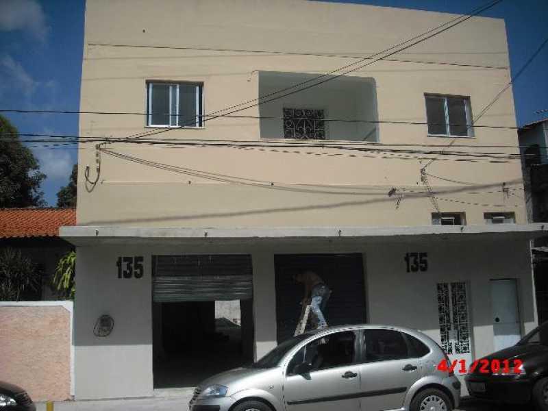 Fachada - Zé Garoto - Rua Magistrado Francisco de Assis, 135 - sobrado 02 - R$ 850,00 - CECA20016 - 1