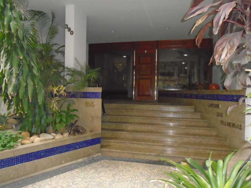 Fachada - Icaraí - Rua Professor Miguel Couto, n° 390 apt° 1101 - R$ 2.800,00 - CEAP40002 - 1
