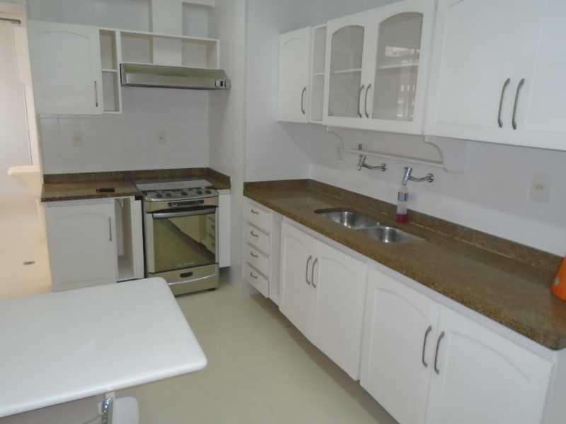 Cozinha - Icaraí - Rua Professor Miguel Couto, n° 390 apt° 1101 - R$ 2.800,00 - CEAP40002 - 17
